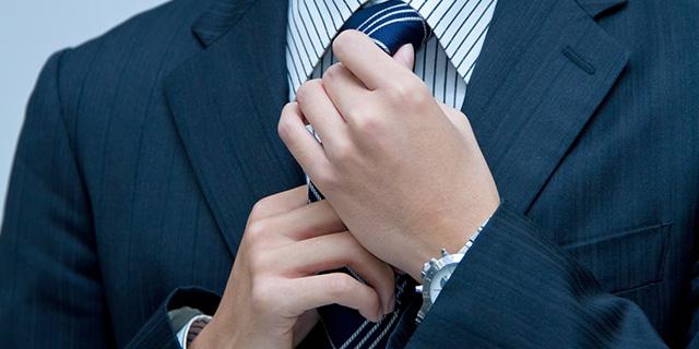 入社式 ネクタイ