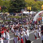 ひろしまフラワーフェスティバル2018年 日程や場所・交通規制・ゲスト情報