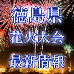 徳島県(四国)の花火大会 2018年開催日程・打ち上げ時間 穴場スポットや交通アクセス情報など
