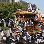 大阪のだんじり祭り 岸和田以外にもアツいだんじり祭りがあるんです!