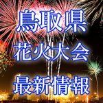 鳥取県の花火大会 2018年開催日程・打ち上げ時間 穴場スポットや交通アクセス情報など