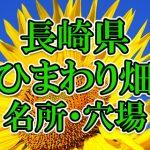 長崎県(九州)のひまわり畑 オススメ人気スポット/名所/穴場・2018年イベント情報