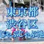 東京都内 渋谷区 じゃぶじゃぶ池おすすめ人気スポット・公園2019 子供の水遊び