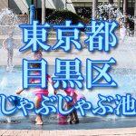 東京都内 目黒区 じゃぶじゃぶ池おすすめ人気スポット・公園2018 子供の水遊び