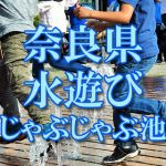 奈良県(関西)の子供が水遊びできるじゃぶじゃぶ池・公園・噴水おすすめ人気スポット2018