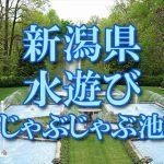 新潟県の子供が水遊びできるじゃぶじゃぶ池・公園・噴水おすすめ人気スポット2018