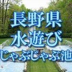 長野県の子供が水遊びできるじゃぶじゃぶ池・公園・噴水おすすめ人気スポット2018