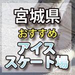 宮城県 アイススケート場・スケートリンク 屋内屋外おすすめランキング